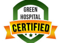 THE FIRST GREEN-CERTIFIED HOSPITAL IN AFRICA.