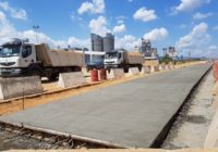 NIGERIA's LONGEST CONCRETE ROAD SET TO BE COMPLETED IN DECEMBER