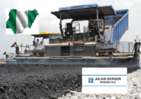 NEW TECHNOLOGY FOR ROAD CONSTRUCTION TO BE INTRODUCED IN NIGERIA