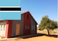 YOUTH CENTRE PROJECT RECEIVE FUNDS IN BOTSWANA