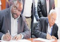 TPDC AND DANGOTE SIGN DEAL FOR NATURAL GAS SUPPLY