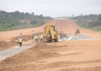 NIGERIA; BLOCKAGE AT OGBOMOSHO ROAD DUE TO 18 YEARS OF  Non-Completion