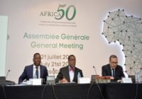 AFRICA50 MOBILISE FUND FOR INFRASTRUCTURAL GAP
