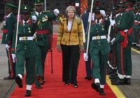 THE IMPORTANCE OF THERESA MAY VISITS TO AFRICA