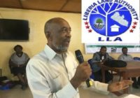 LAND ACQUISITION PROCESS KICK-OFF BY LLA IN LIBERIA