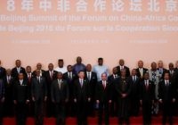 CHINA OFFERING US$60bn IN FINANCING FOR AFRICA
