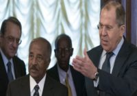 ERITREA AND RUSSIA SET TO INCREASE IT'S RELATIONSHIP WITH LOGISTIC CENTRE