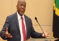 TANZANIA PRESIDENT UNHAPPY WITH SINGIDA PROJECT DELAY