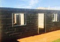 MSUNDUZI MUNICIPALITY RESIDENT UNHAPPY WITH UNFINISHED HOUSING PROJECT