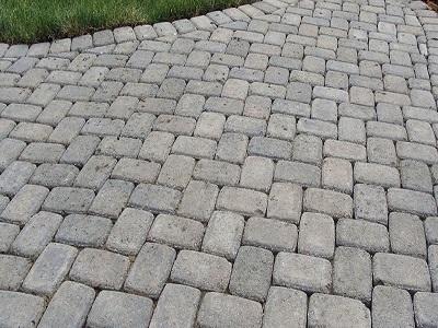 Roman cobblestone