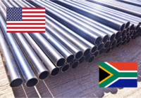 SOUTH AFRICA GETS STEEL AND ALUMINUM TARIFF EXEMPTION FROM UNITED STATES