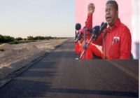 ANGOLA GOVERNMENT SET TO RECONSTRUCT NATIONAL ROADS