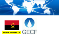 ANGOLA NOW MEMBERS OF GAS EXPORTING COUNTRIES FORUM (GECF)