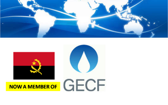 ANGOLA JOINS GAS EXPORTING COUNTRIES FORUM (GECF)