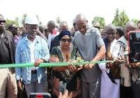 BUCHANAN FAIRGROUND ROAD CONSTRUCTION SET TO KICK-OFF IN LIBERIA