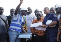 GHANA PRESIDENT AKUFO-ADDO INSPECTS OIL MILL FACTORY AND OTHER PROJECTS