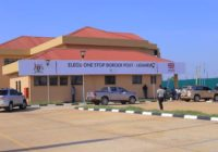 ELEGU ONE STOP BORDER POST HANDED OVER TO UGANDA REVENUE AUTHORITY
