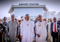 NEW INTERNATIONAL AIRPORT COMMISSIONED IN NIGERIA