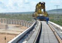 PHOTO UPDATE: ONGOING LAGOS-IBADAN RAIL CONSTRUCTION