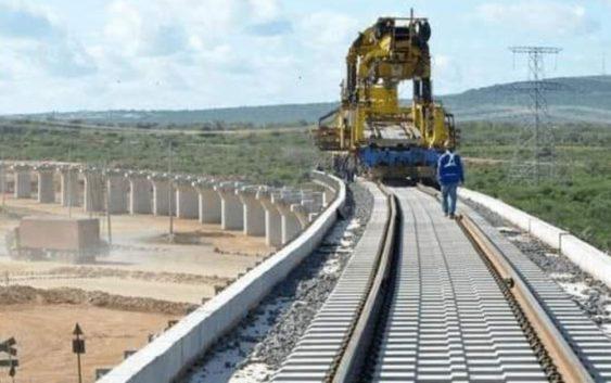 Lagos-Ibadan Rail Construction