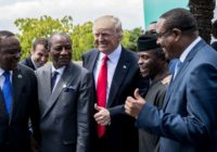 US ANNOUNCES NEW AFRICA POLICY