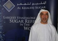 WORLD'S LARGEST BEET SUGAR FACTORY TO BE CONSTRUCTED IN EGYPT