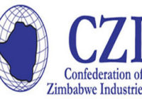 ZIMBABWE's INDUSTRY CAPACITY UTILIZATION DROPS BY 6.2 POINTS