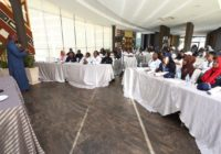 GOVERNOR OF MOMBASA ATTENDS PEACE BUILDING TRAINING