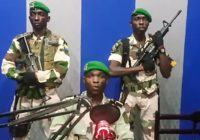 MILITARY ATTEMPTS COUP IN GABON