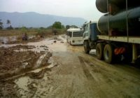 CONTRACTOR URGED TO FINISH CONSTRUCTION OF TARMAC ROAD IN TANZANIA