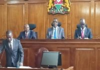 KENYAN CHIEF JUSTICE SWEARS IN 47 NEW RESIDENT MAGISTRATES