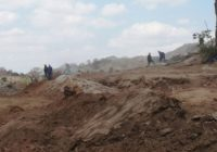 CONSTRUCTION OF SEMWA DAM RESUME IN ZIMBABWE