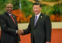 CHINA ASSURES SUPPORT FOR KENYA's TERRORISM FIGHT