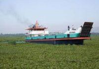 KENYAN GOVERNMENT START DREDGING ON LAKE VICTORIA