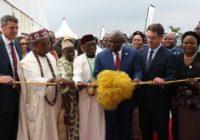 GOVERNOR AMBODE LAUNCHES ALARO SATELLITE CITY IN LAGOS