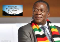 ZIMBABWE's PRESIDENT TO MISS WORLD ECONOMIC FORUM