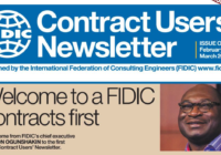 DR. NELSON LAUNCHES A FIDIC CONTRACT USERS' NEWSLETTER