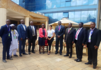 FIBERTEX SOUTH AFRICA ATTENDS ENGINEERING CONFERENCE IN TANZANIA