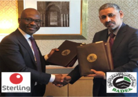 STERLING BANK SIGNS US$65 billion LOAN DEAL WITH BADEA