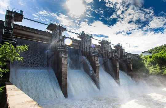 Nachtigal Hydropower Plant in Cameroon will help limit climate change.