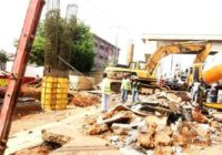 CONSTRUCTION OF GHANA N4 FOOTBRIDGES IN PROGRESS