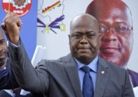 D.R CONGO PRESIDENT APPOINTS NEW SECURITY ADVISOR