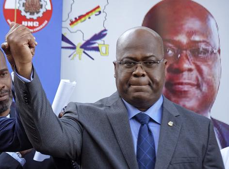 DRC PRESIDENT APPOINTS FELIX KASONGA SECURITY ADVISOR