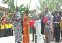 CHINESE GOVERNMENT BUILDS 1029 BOREHOLES IN GHANA