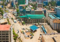CONSTRUCTION OF WESTLANDS MARKET IN KENYA IS 85% COMPLETE