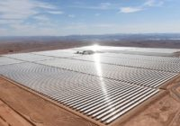 CHINA GCL GROUP NEGOTIATING DEAL TO ESTABLISH A SOLAR PANEL COMPLEX IN EGYPT