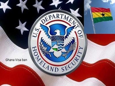 U.S issues visa ban on Ghana