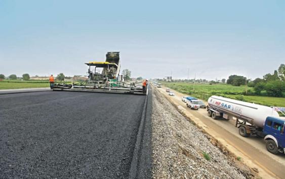 Rehabilitation Beitbridge-Harare Road