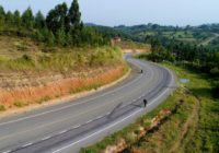 ROAD INFRASTRUCTURE IN UGANDA