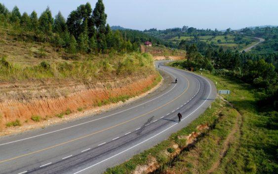 road infrastructure in Uganda